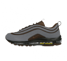 Nike Air Max 97 Premium Cool Grey/Baroque Brown-University Gold