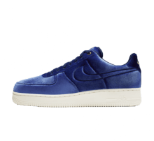 Nike Air Force 1 '07 Premium Velvet Blue Void/Sail-Metallic Gold