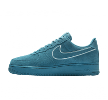 Nike Air Force 1 '07 LV8 Suede Noise Aqua/Blue Force