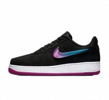 Nike Air Force 1 '07 Premium JP 2 Black/Active Fuchsia/Blue Lagoon/White