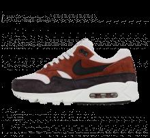 Nike Women's Air Max 90/1 Red Sepia/Oil Grey