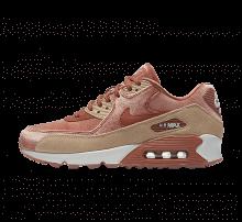 Nike Women's Air Max 90 LX Dusty Peach/Bio Beige