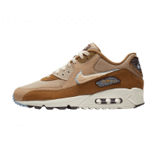 Nike Air Max 90 Premium SE Muted Bronze/Light Cream-Royal Tint
