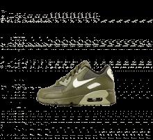 Nike Air Max 90 Mesh TD Cargo Khaki/Light Bone-Dark Stucco