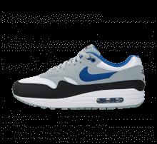 Nike Air Max 1 White/Gym Blue-Light Pumice