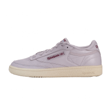 Reebok Women's Club C 85 Lavender Luck/Paper White