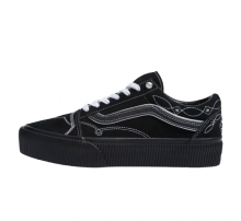 Vans Women's Old Skool Platform Pearly Punk/Black