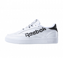 Reebok Women's Club C 85 White/Black