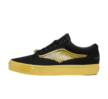 Vans x Harry Potter Old Skool Golden Stitch/Black