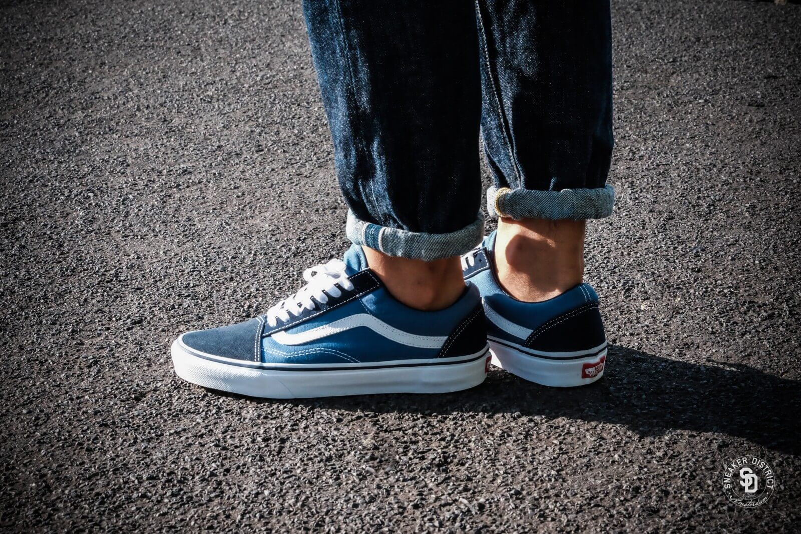 Vans Old Skool Navy VN000D3HNVY