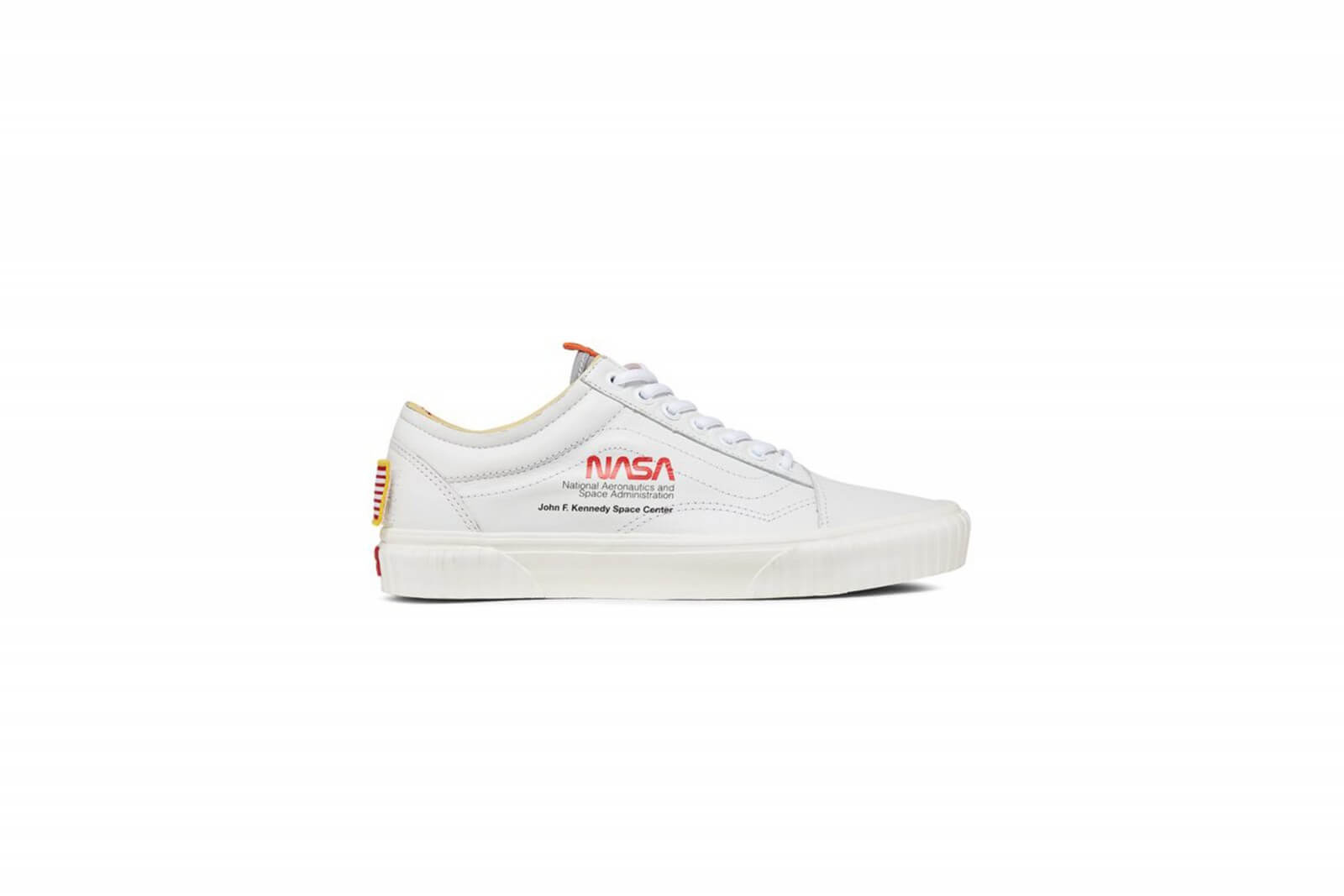 Vans x NASA Old Skool Space Voyager White VN0A38G1UP91