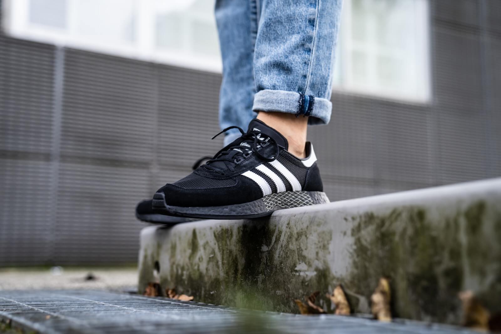 Adidas Marathon Tech Core BlackFootwear White Trace Cargo