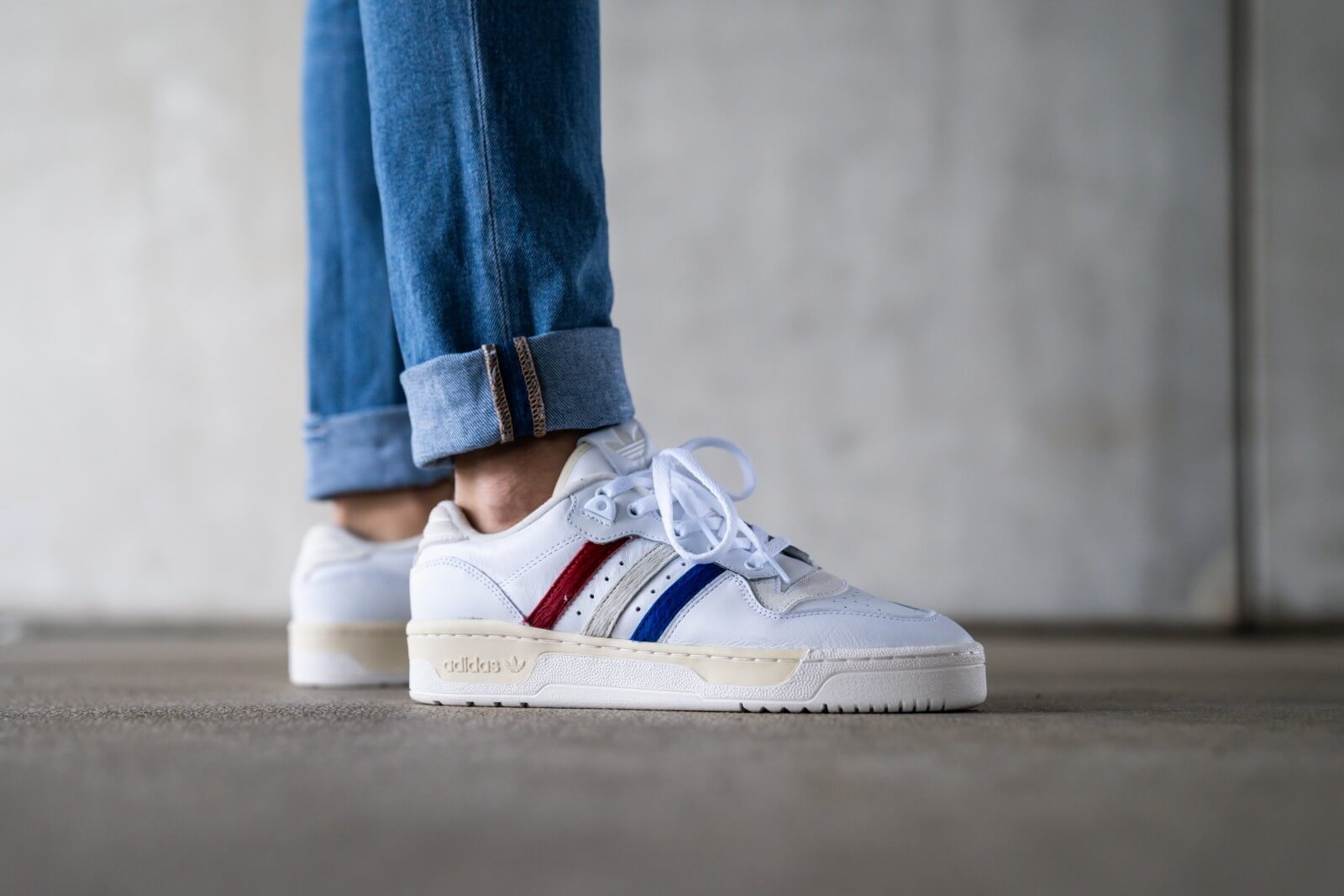 Adidas Rivalry Low Footwear WhiteCloud White EE4961