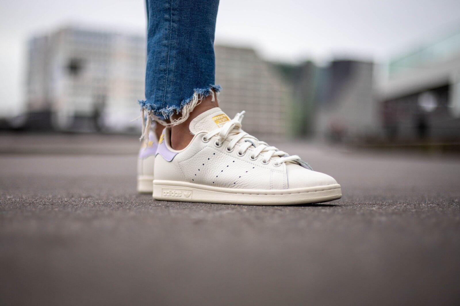 adidas originals stan smith womens gold