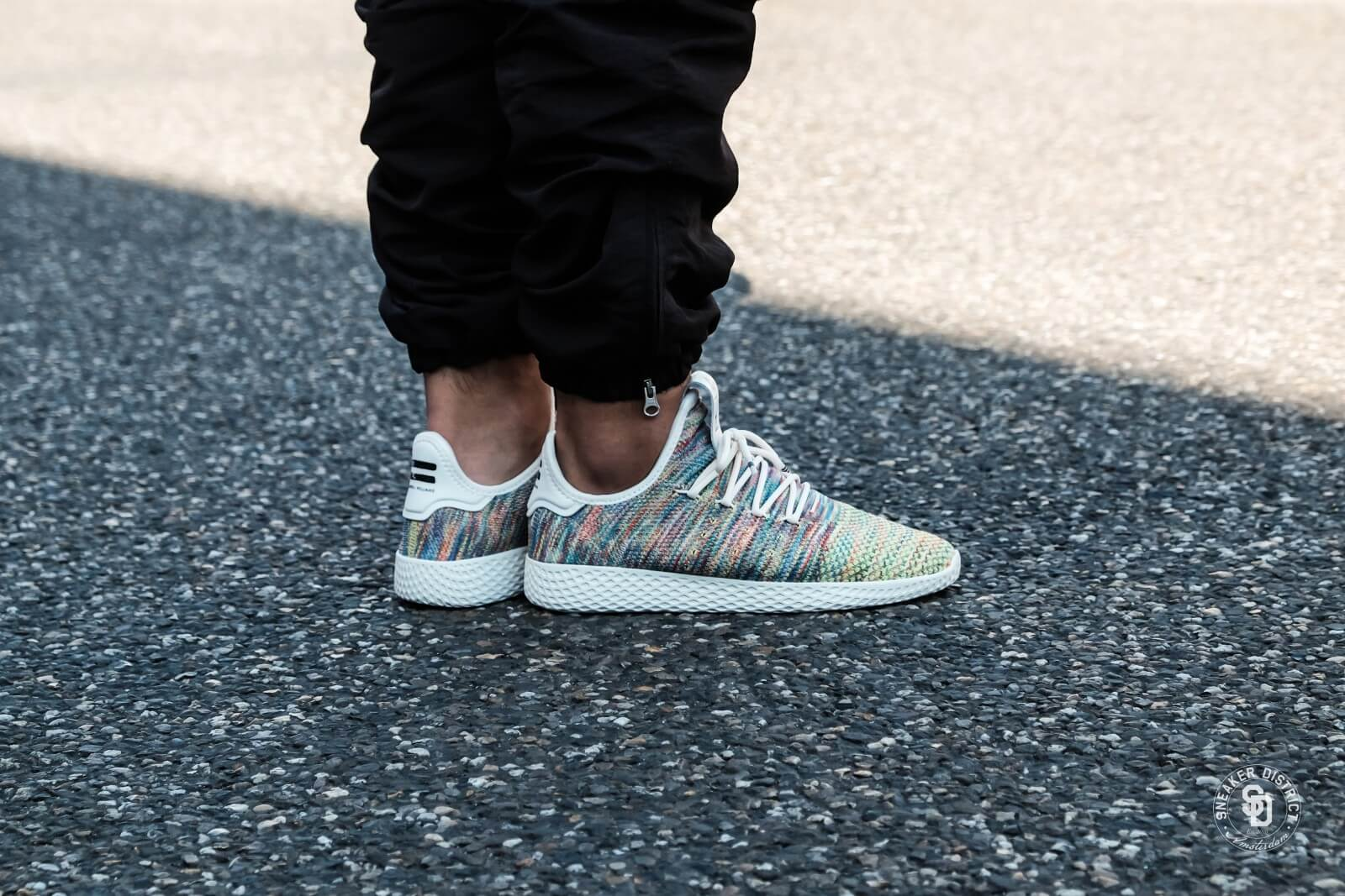 Adidas x Pharrell WIlliams HU Primeknit Multicolor