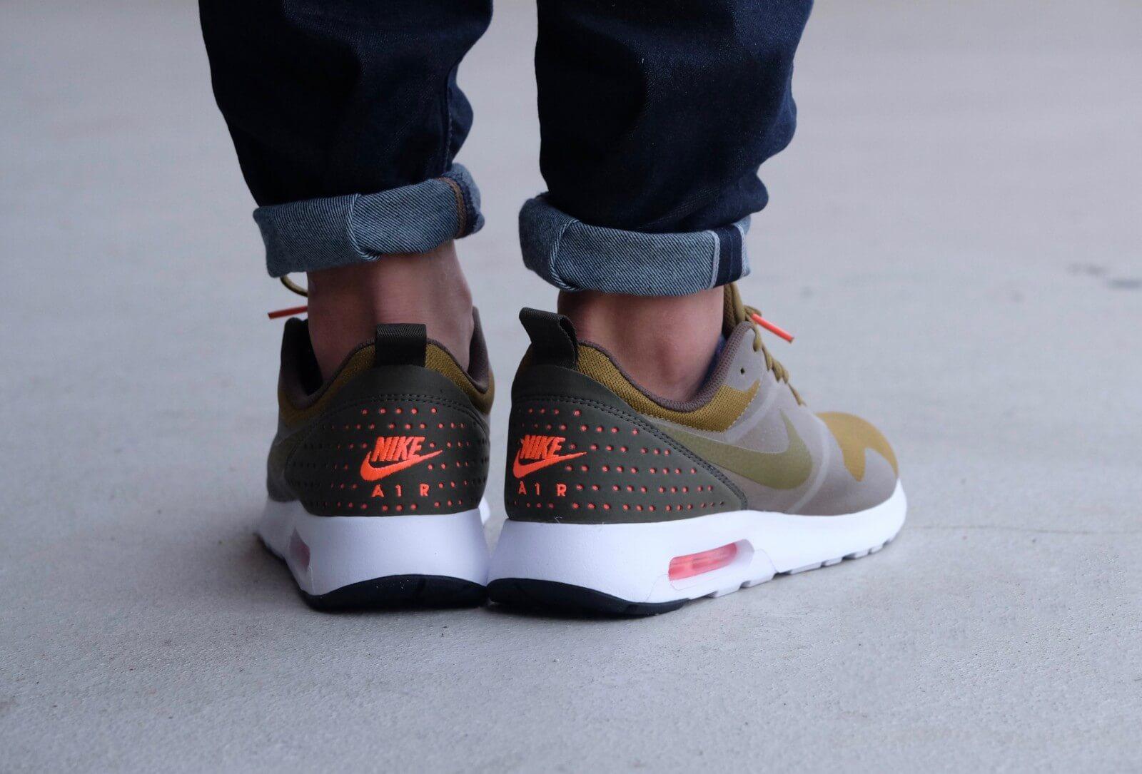 40509445ce8 ... 705149-304 Sneakers Pinterest Air max Nike Air Max Tavas Olive Flak  Dark Loden ...