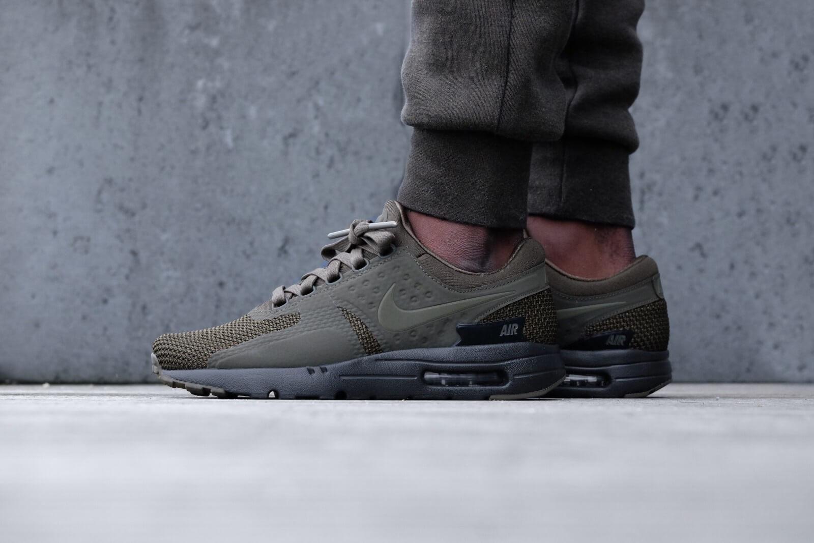 Nike Air Max Zero Premium Dark Loden   SneakerFiles