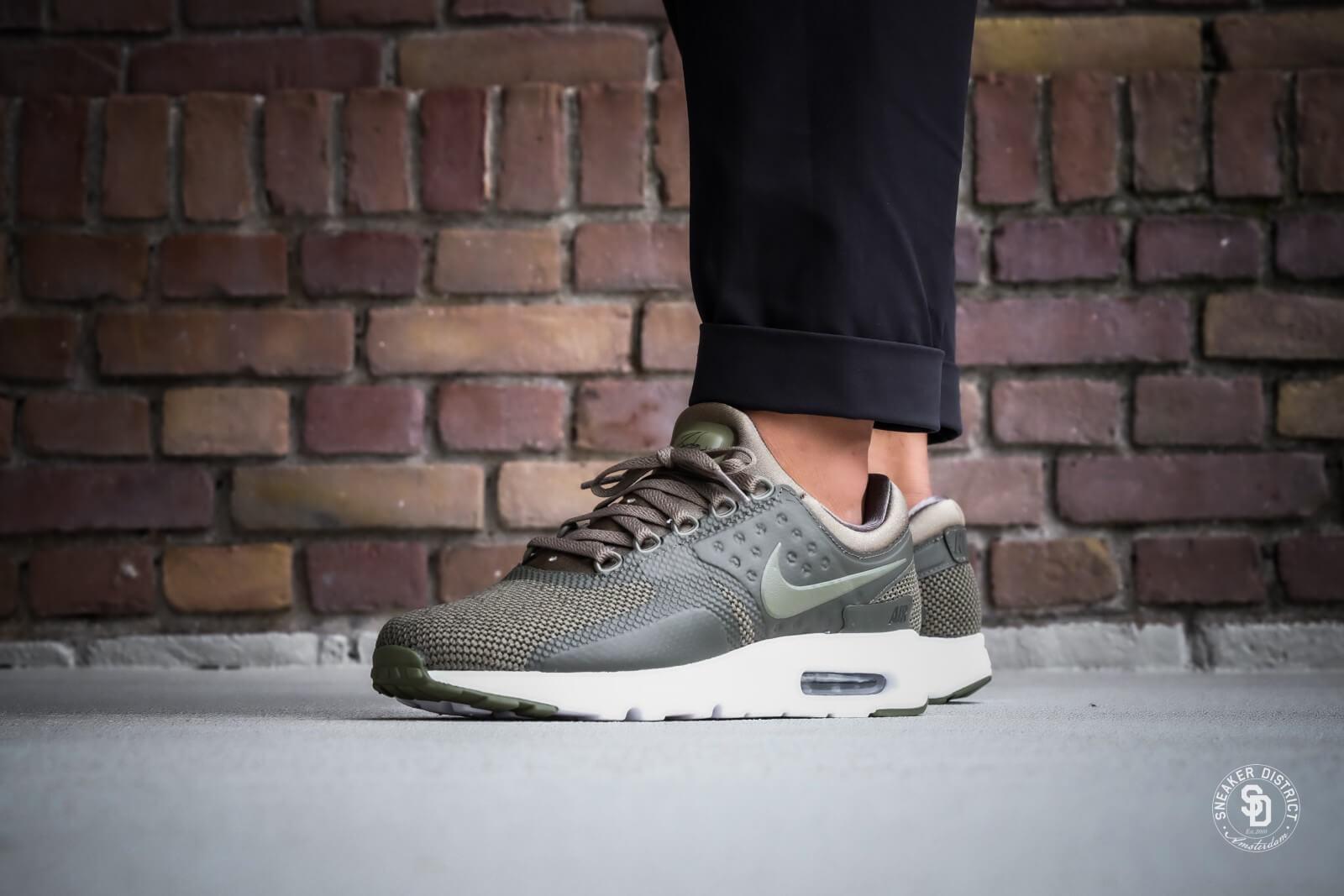 Nike Air Max Zero Essential Medium Olive Dark Stucco