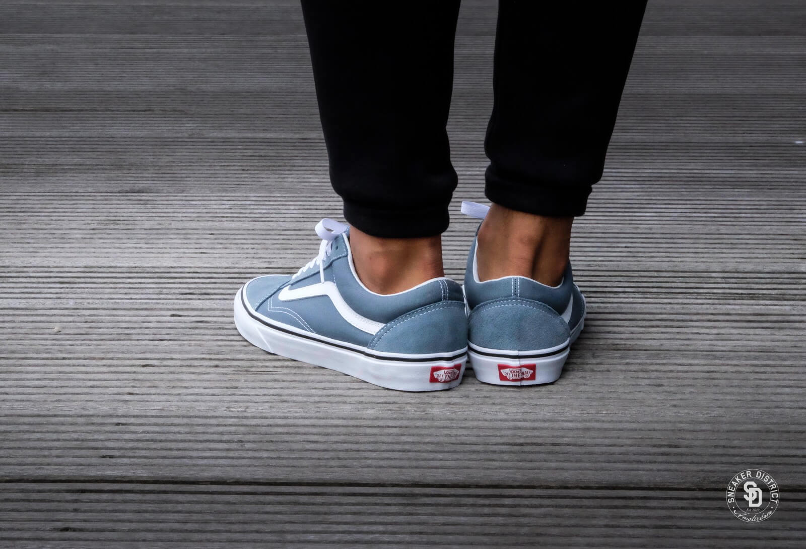 Vans Old Skool Goblin BlueTrue White VN0A38G12LJ