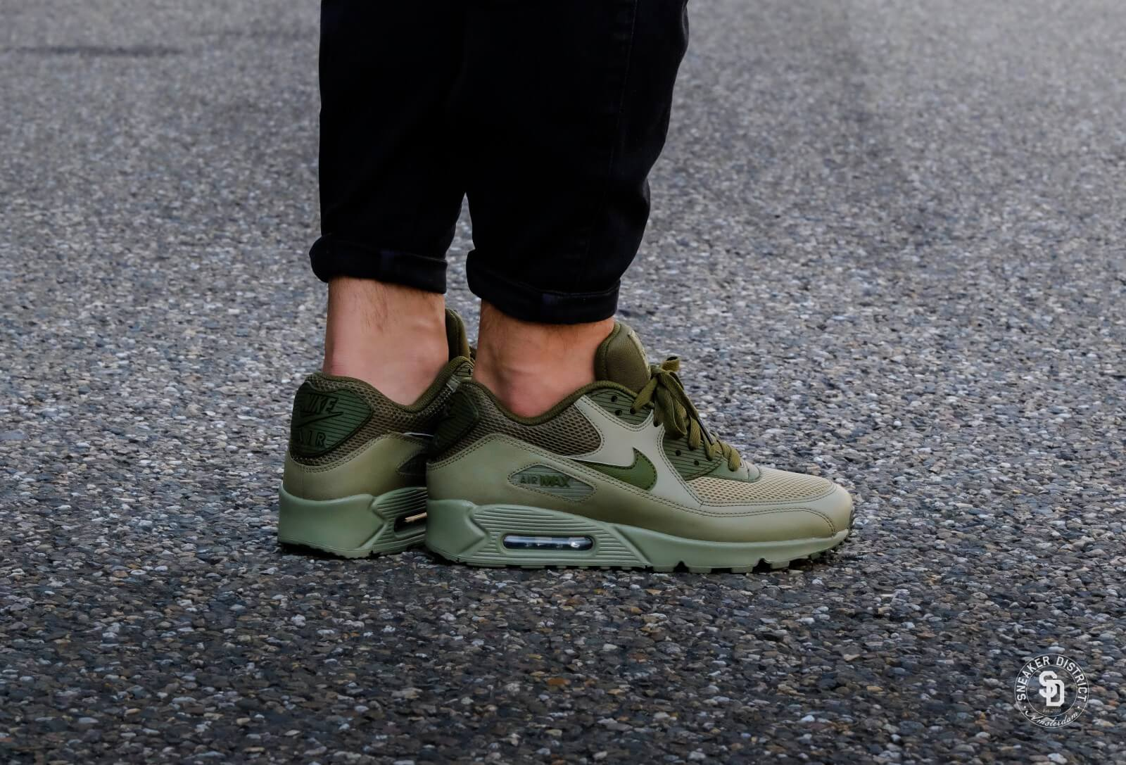 air max 90 essential green