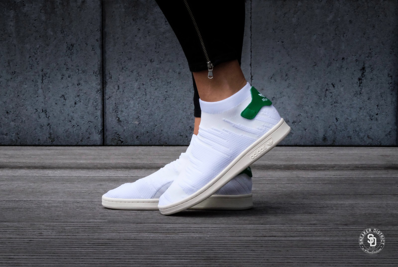 adidas stan smith sock pk