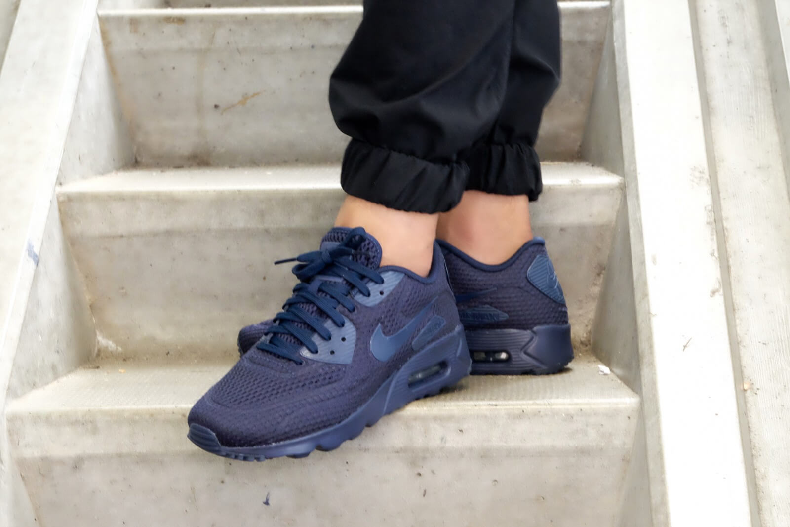 7bd57d7ef1dff2 Nike Air Max 90 Midnight Navy Ideal