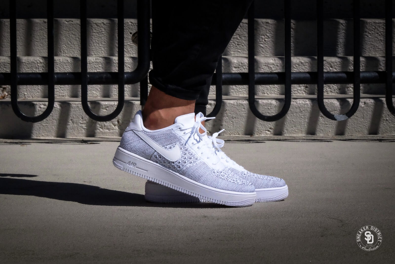 Schöne Nike Air Force 1 Ultra Flyknit Low Herren Schuhe