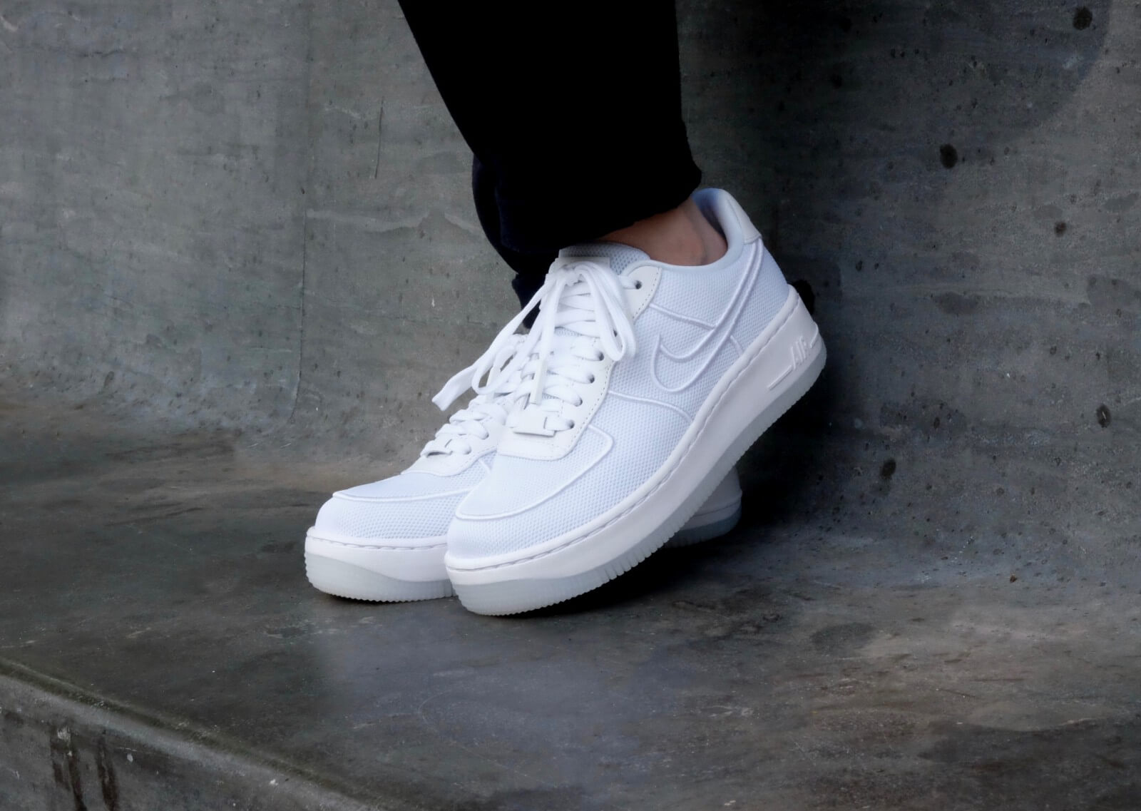 reputable site 4ad34 8042c ... 07 black white split pack 1b662 8893f best price nike wmns air force 1  low upstep br white glacier blue 01a3b 82e83 ...