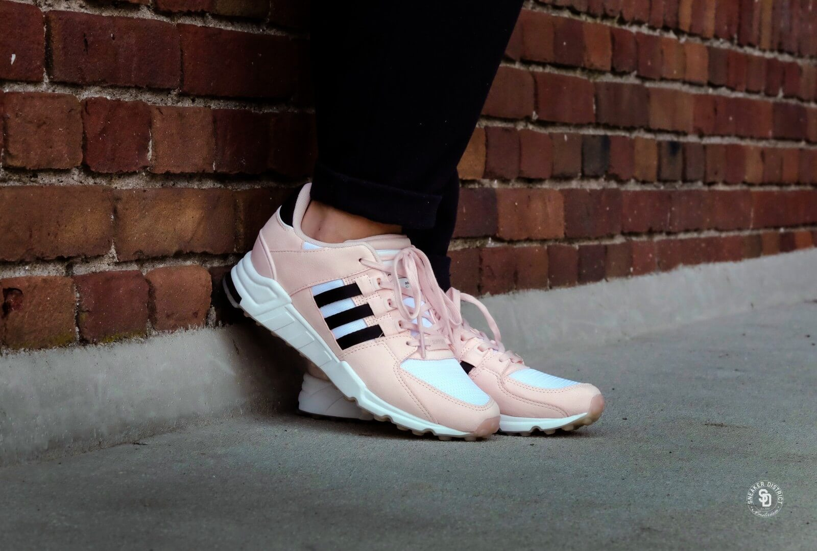 Adidas WMNS EQT Support RF Ice PinkCore Black BY9106
