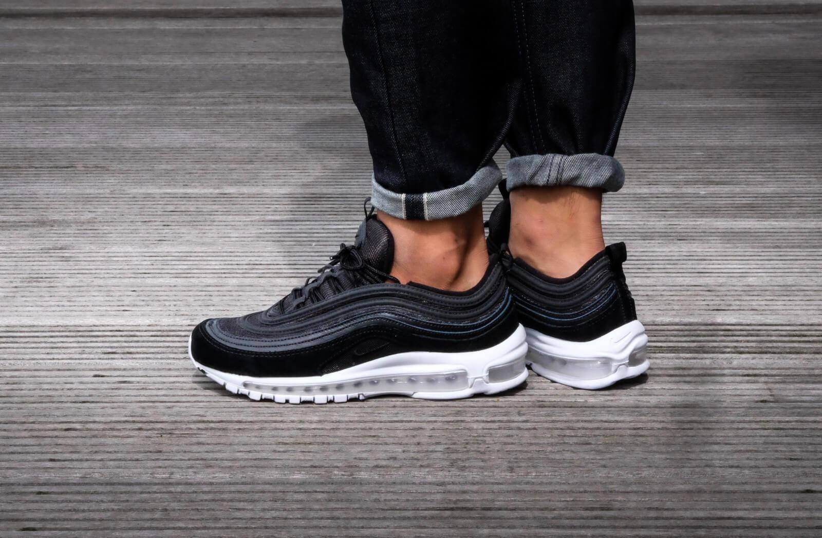 Nike Air Max 97 Black White 921826 003