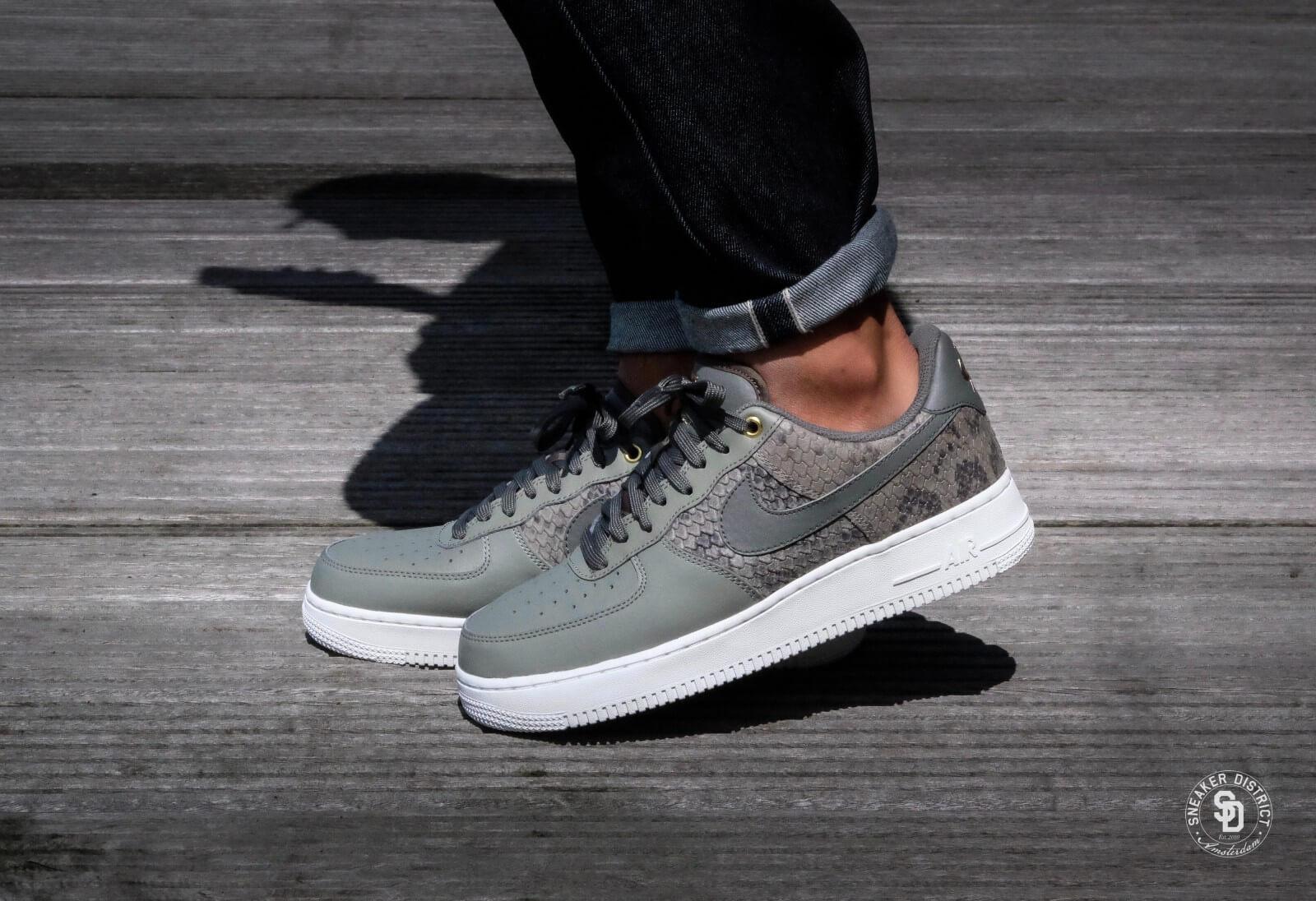 AIR FORCE - Sneaker low - dark stucco/black/summit white Frei Verschiffen Angebot Günstige Preise jUJvjRatwi