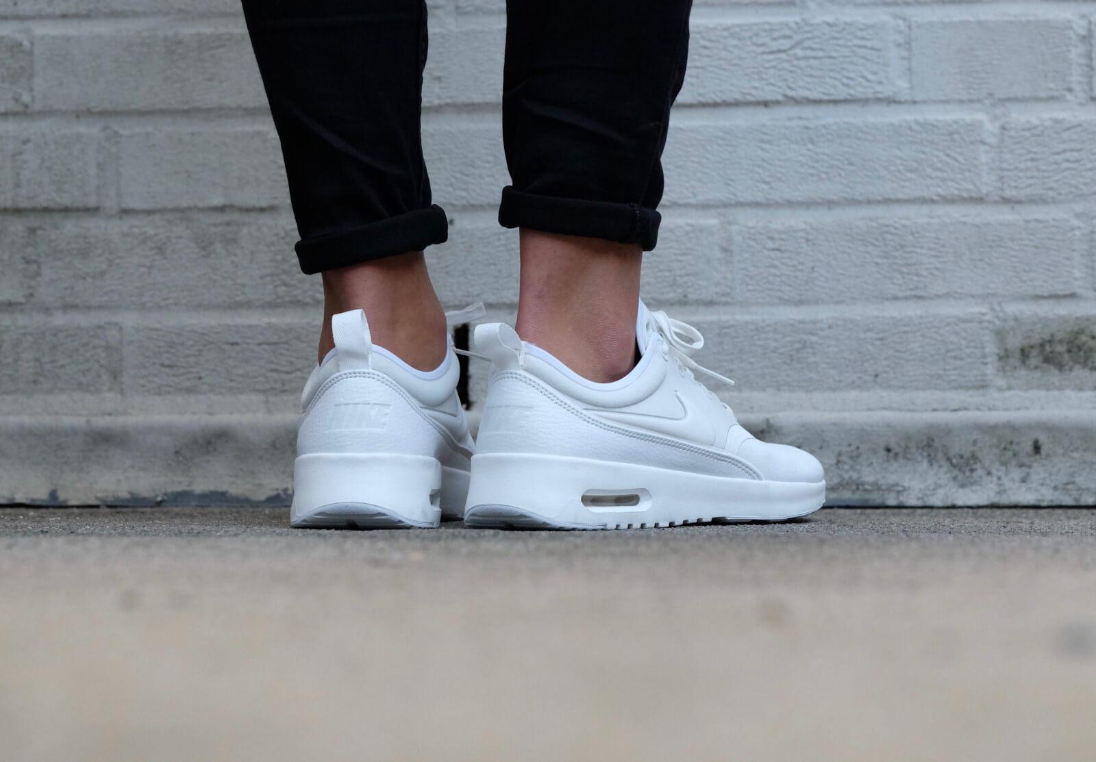 Nike Women's Air Max Thea Ultra Premium Low Top Sneakers