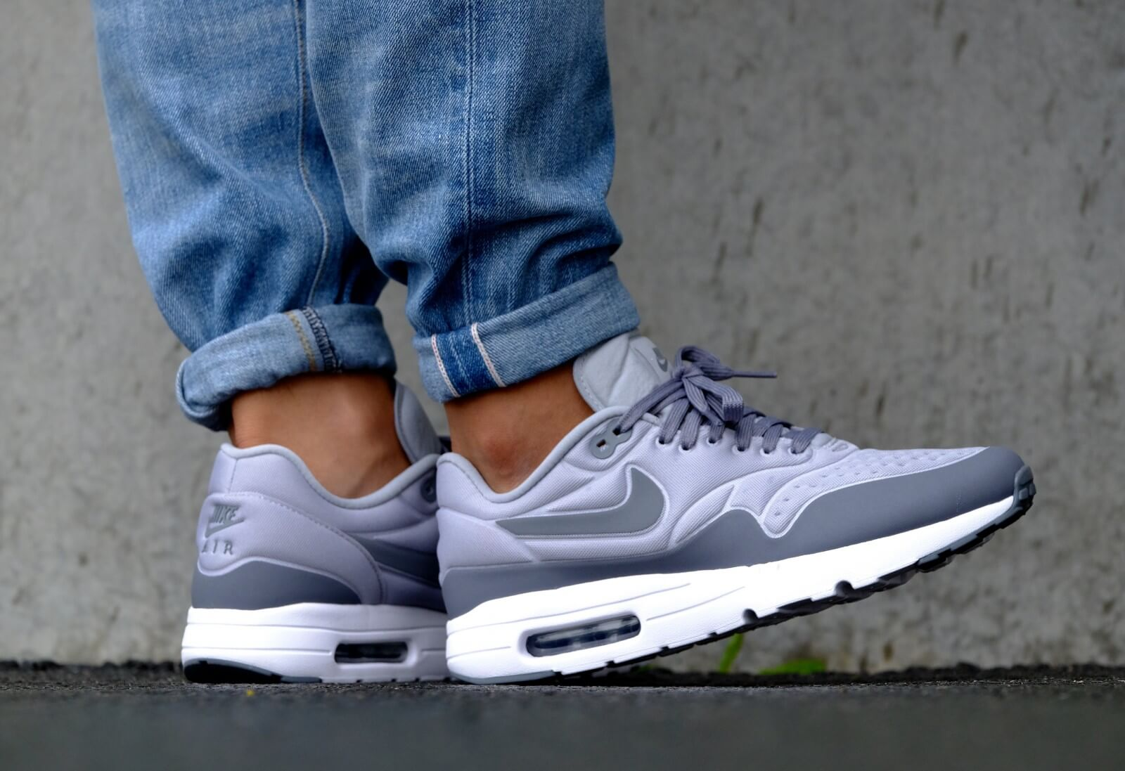 Nike Air Max 1 Ultra Special Edition Wolf Grey Cool Grey White