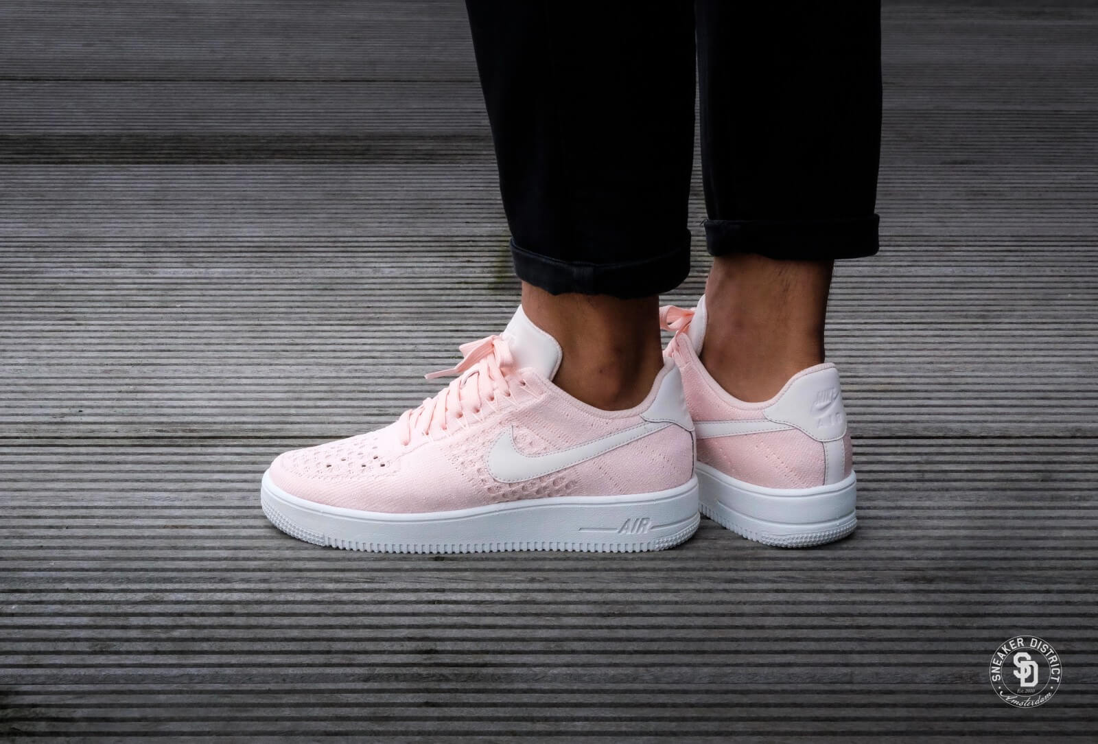 Nike Air Force 1 Ultra flyknit Low Sunset Tint Sail 817419 601