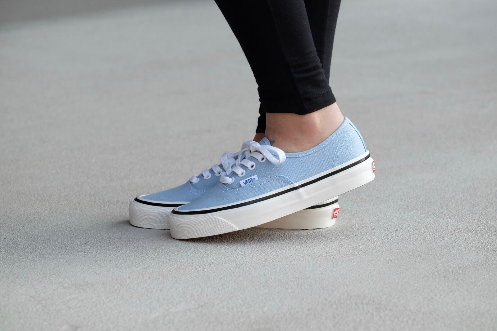 Vans Authentic 44 DX Anaheim Factory Light Blue VNOA38ENMR5