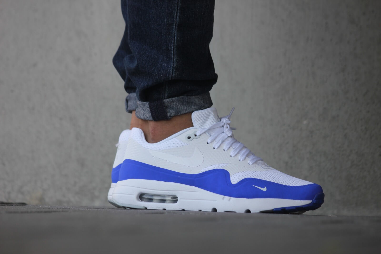Nike Air Max Ultra Essential blau