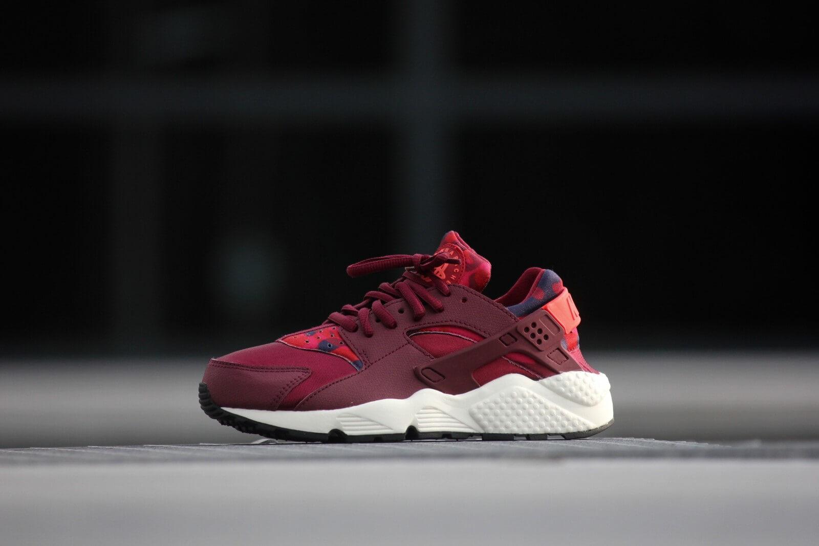 2e6ec85e9d80 Nike Air Huarache Print Deep Garnet Bright Crimson - 725076-602