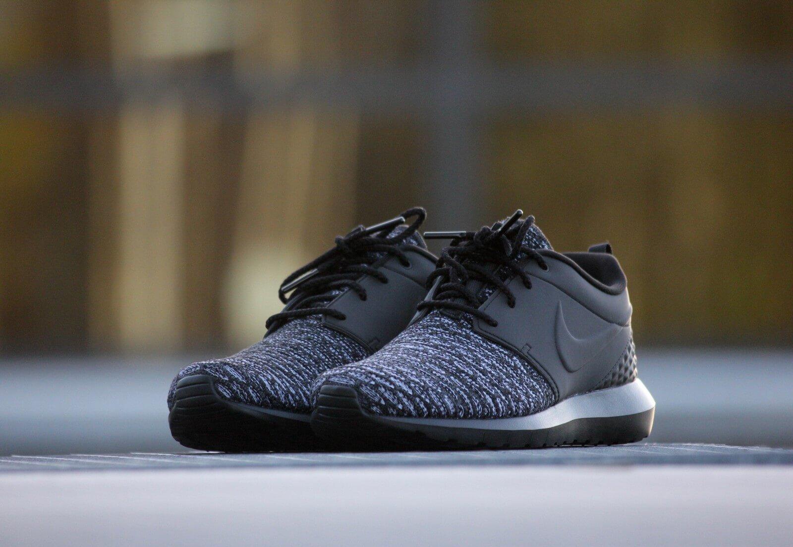 Nike Roshe NM Flyknit PRM Black 746825 002