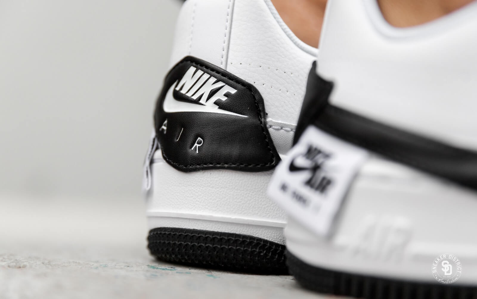 Nike Air Force 1 Jester XX WhiteBlack AO1220 102