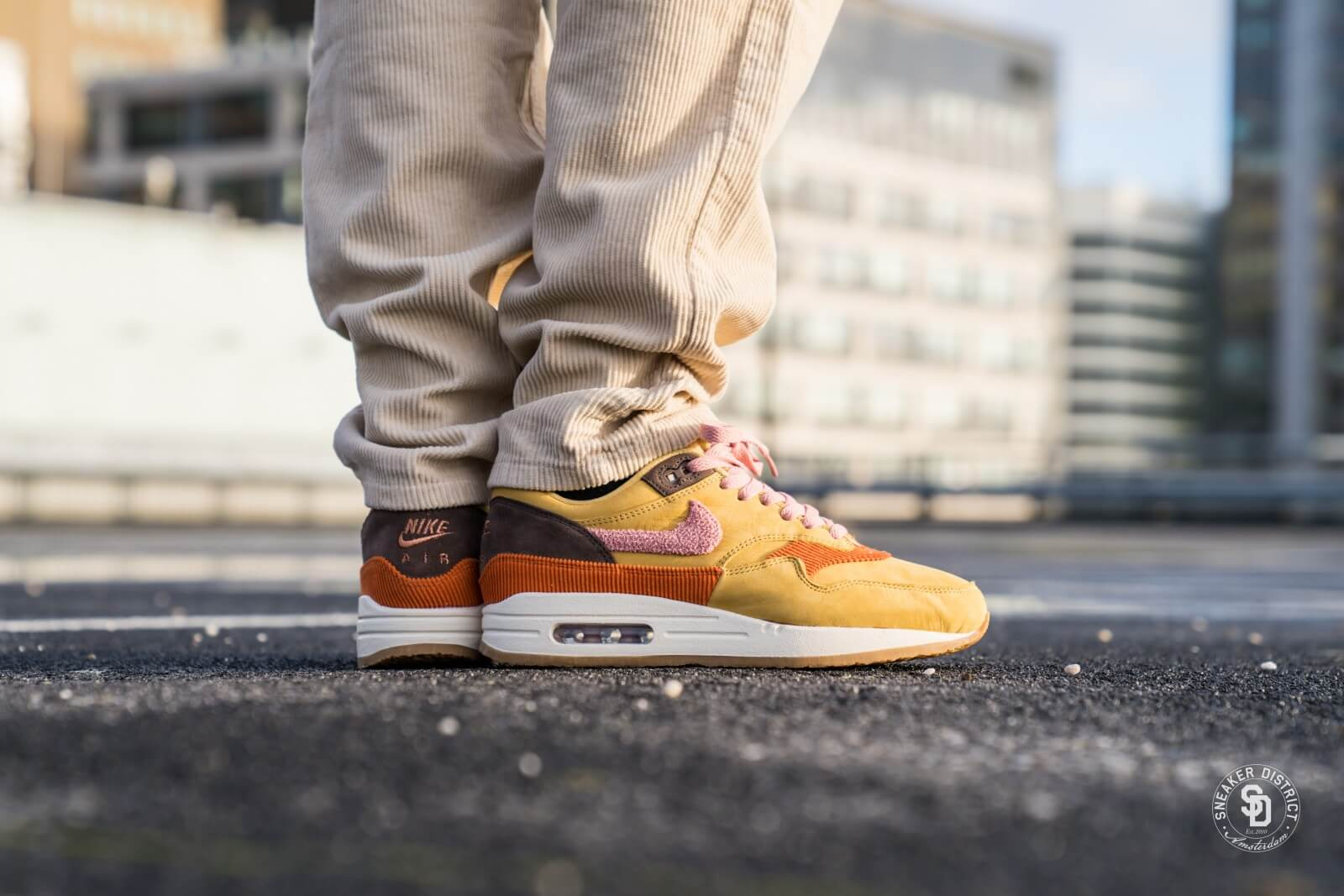 feb456e9a3 ... sweden nike air max 1 wheat gold rust pink baroque brown 79da0 943ff