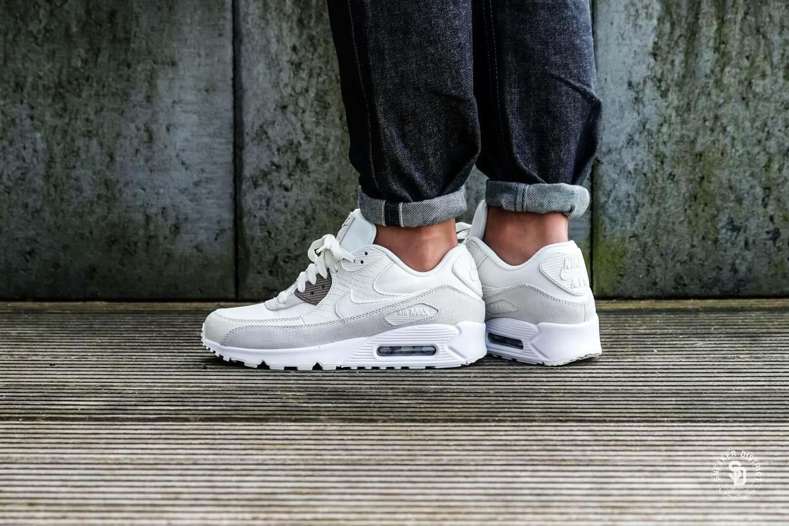Nike Air Max 90 Premium SailSepia Stone White 700155 102