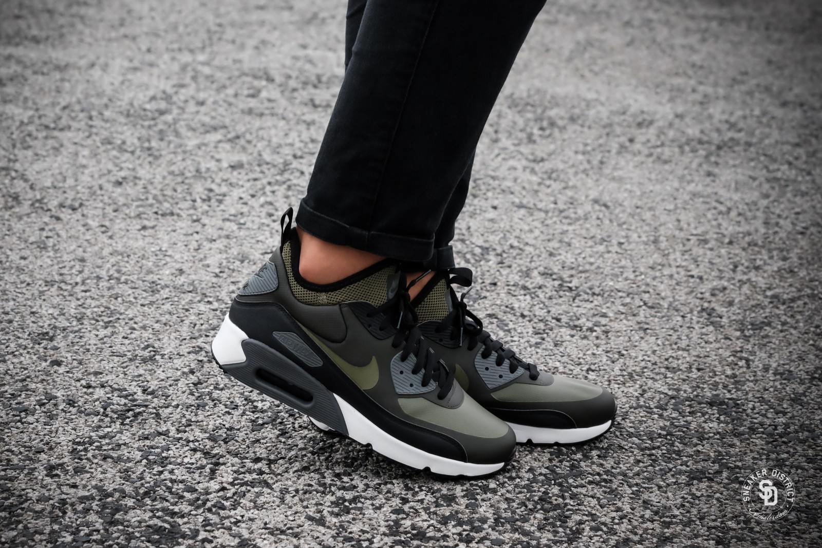 new arrival 4a8a0 a847f ... usa nike air max 90 ultra mid winter sequoia medium olive black 00e67  511ab
