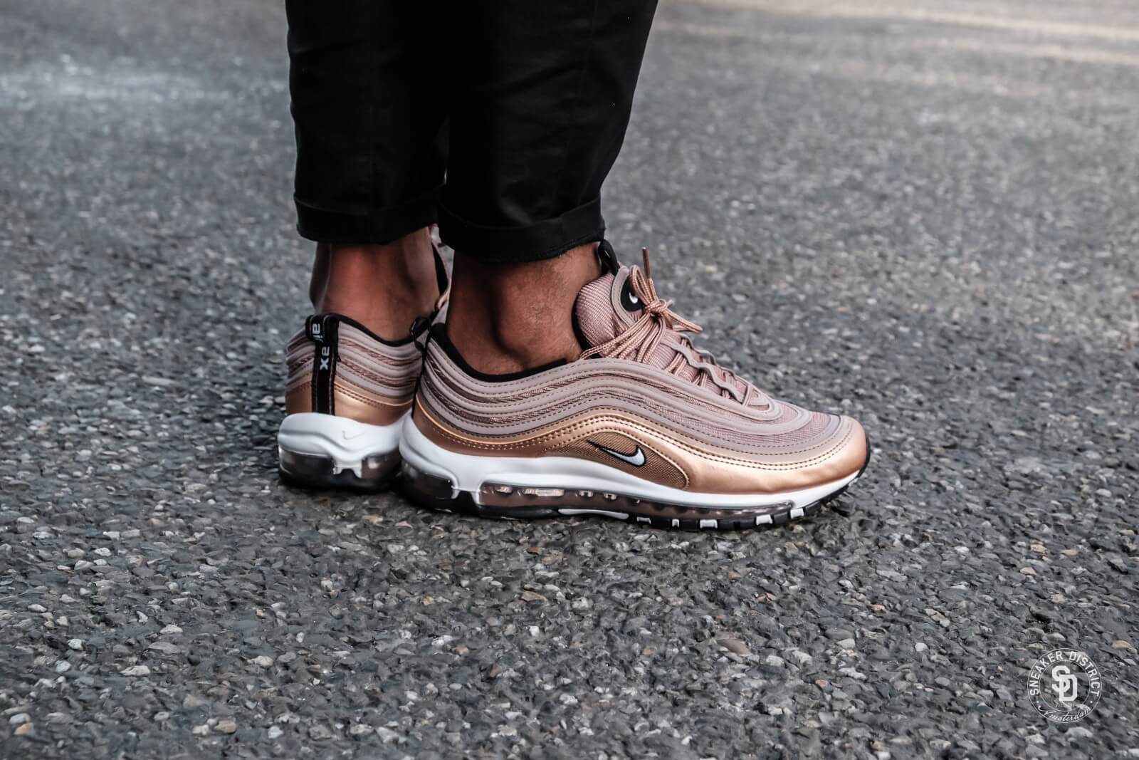 97 Max DustWhite 200 Desert Metallic 921826 Bronze Air Red Nike OPZTuXik