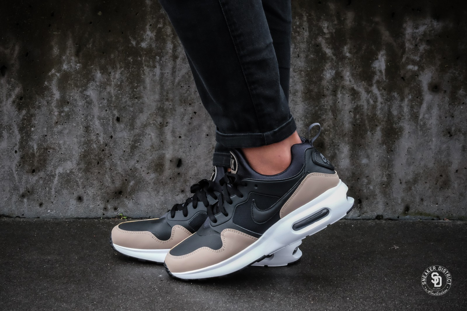 Nike Air Max Prime SL BlackKhaki Dark Grey voor heren | Sneaker District