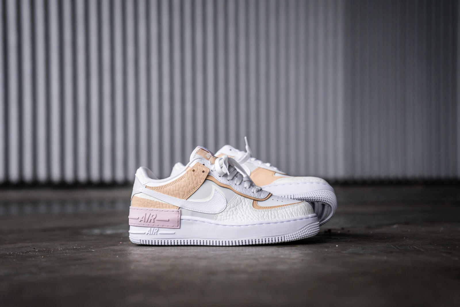 Nike Women S Air Force 1 Shadow Se Spruce Aura White Sail