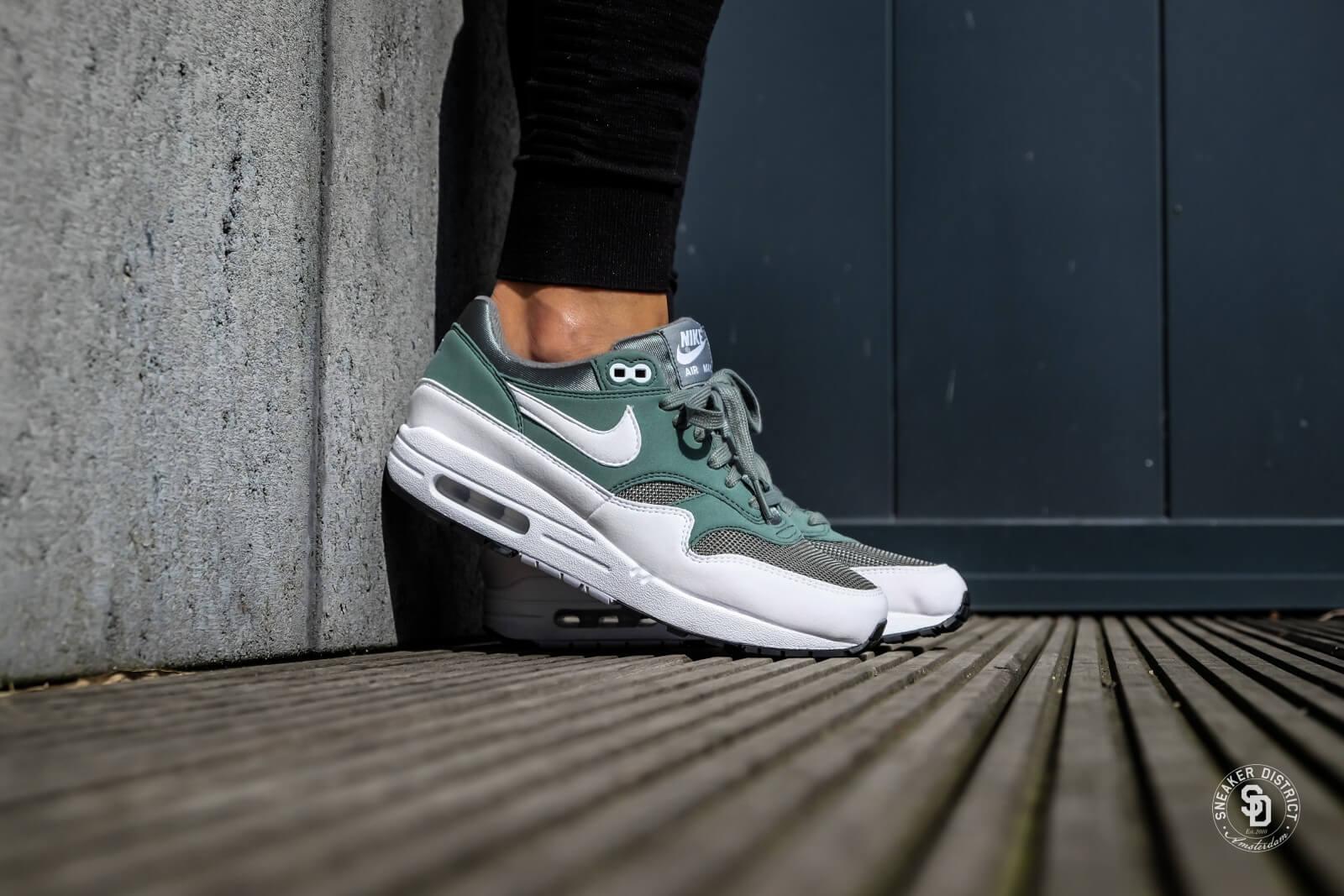 Nike Air Max 1 Clay Green White Women