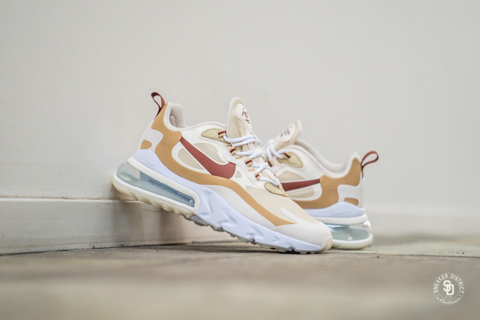 oben Nike Air Max 270 By You | AT7467 997 | Sneakerjagers