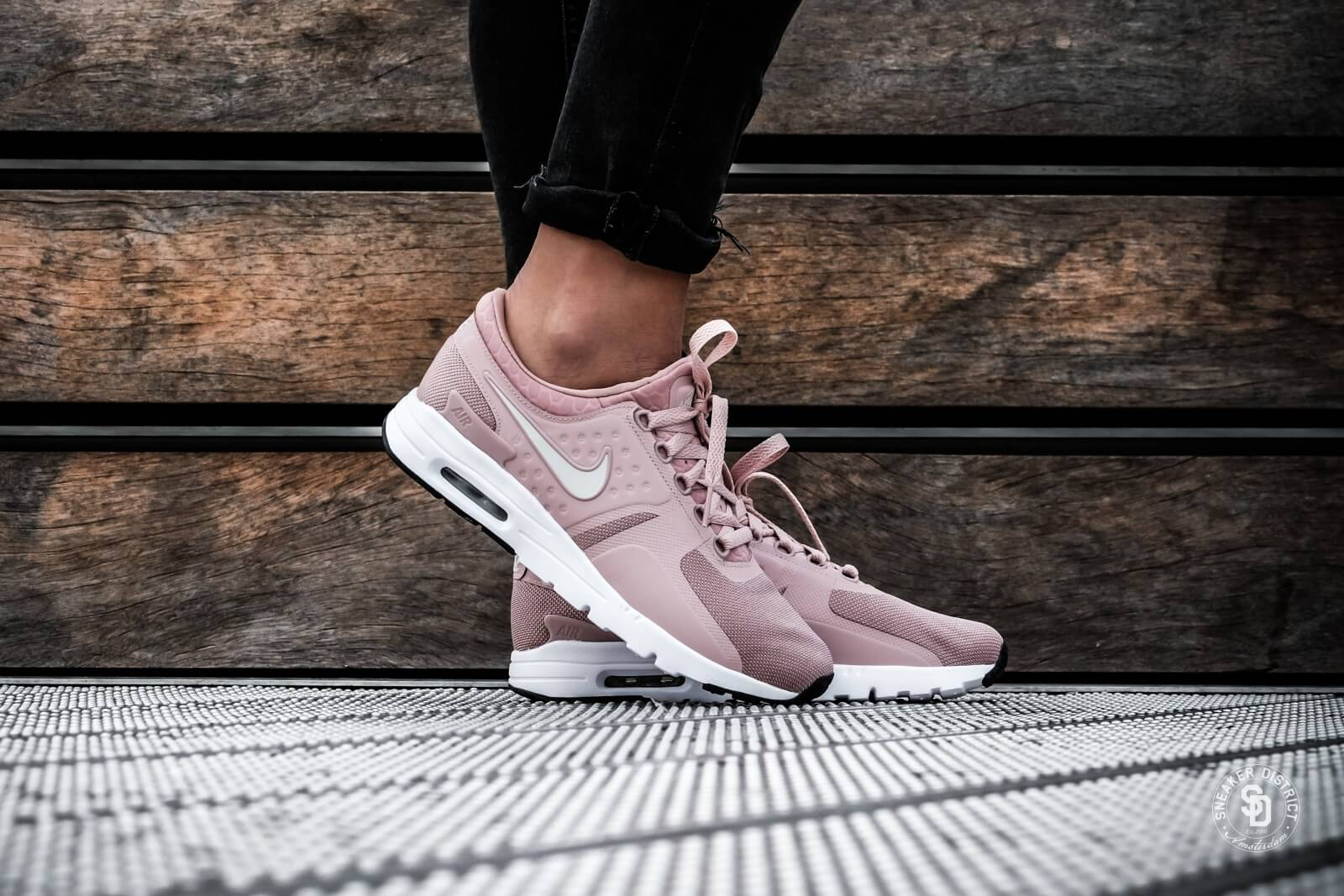 Now Available: Nike Air Max Zero Particle Pink •