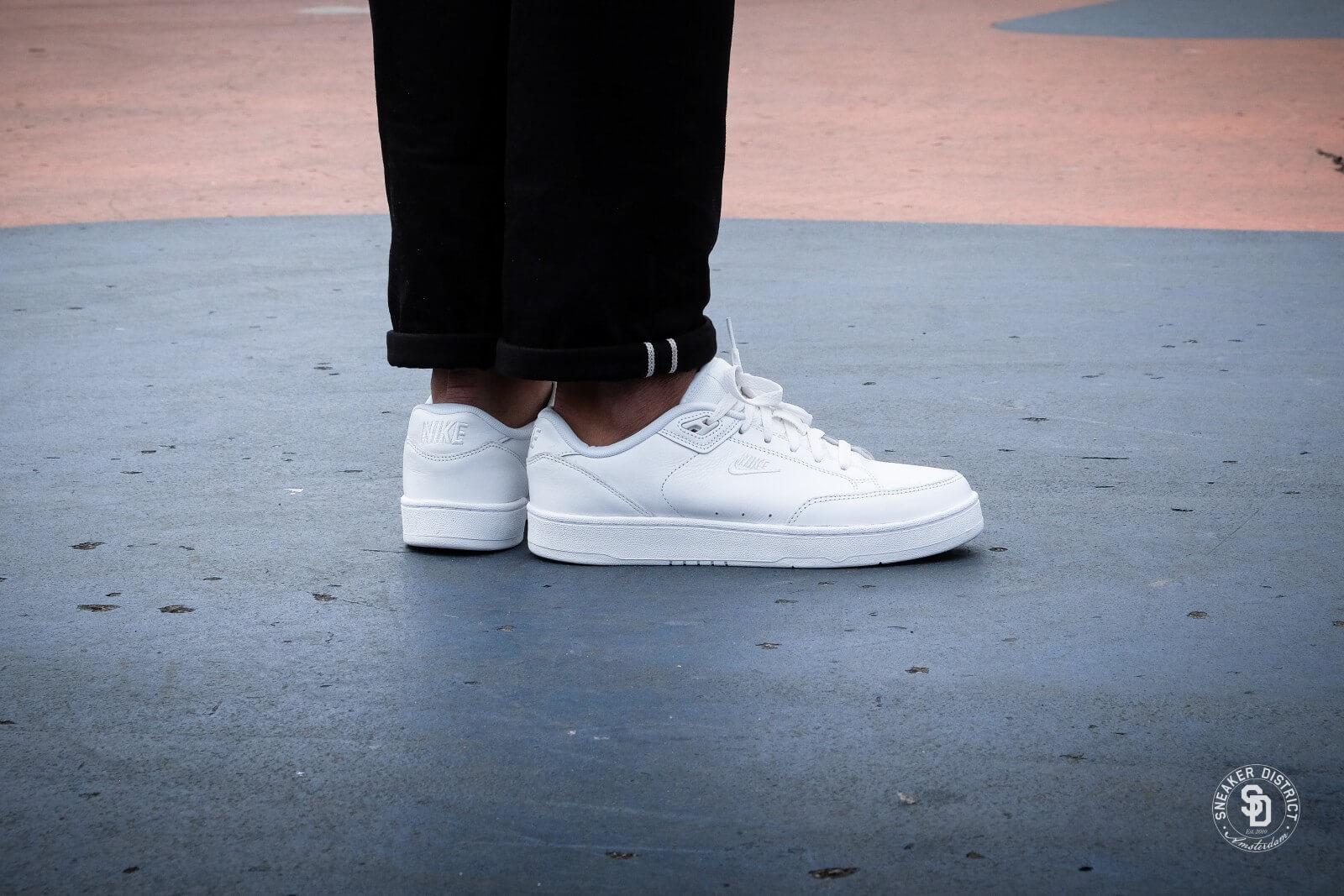 on sale 08009 58315 Nike Grandstand II Premium (Summit White Summit White White) -  associate-degree.de