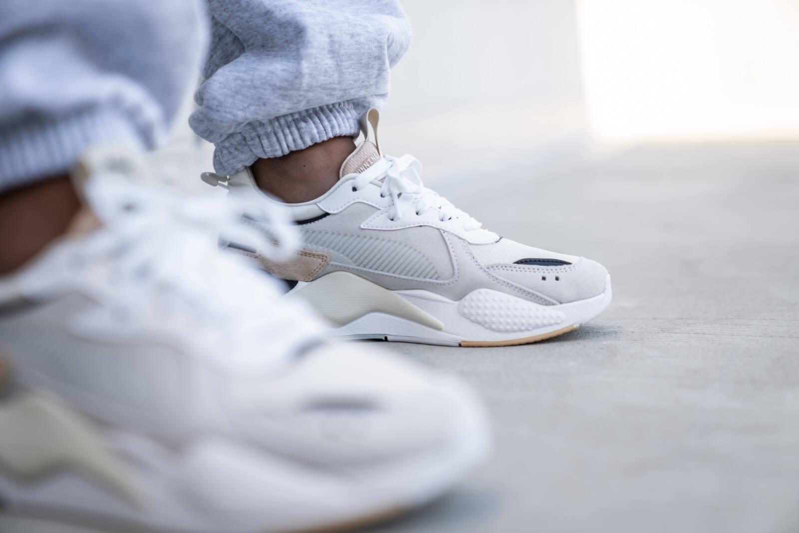 Puma Rs-X Reinvent Kadın Siyah Spor Ayakkabı 371008 | Occasion